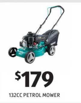 ALDI 132cc Petrol Mower