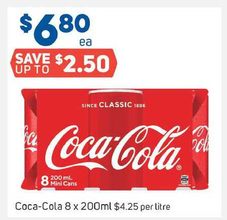 Foodland Coca-cola