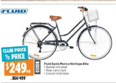 Anaconda Fluid Santa Monica Heritage Bike