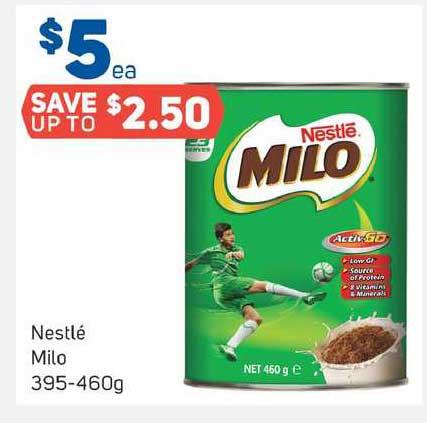 Foodland Nestlé Milo