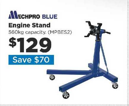 Repco Engine Stand