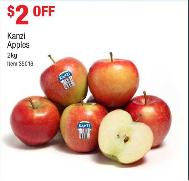 Costco Kanzi Apples