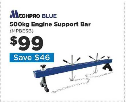 Repco Mechpro 500kg Engine Support Bar