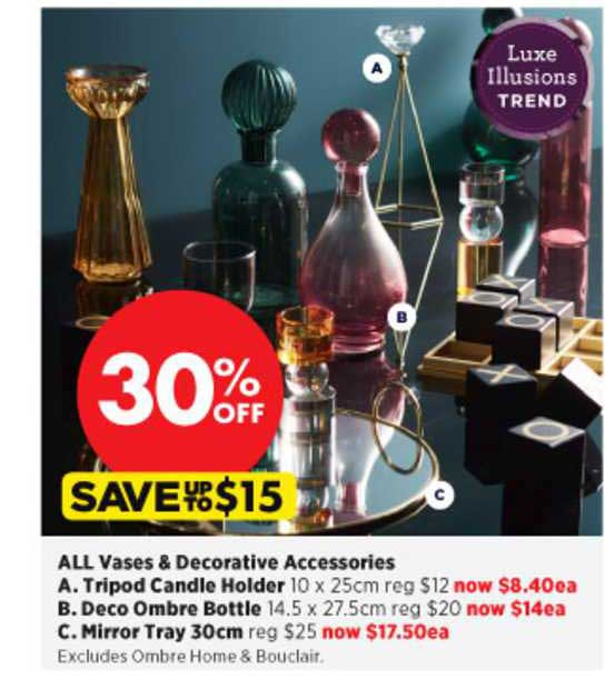 Spotlight All Vases & Decorative Accessories
