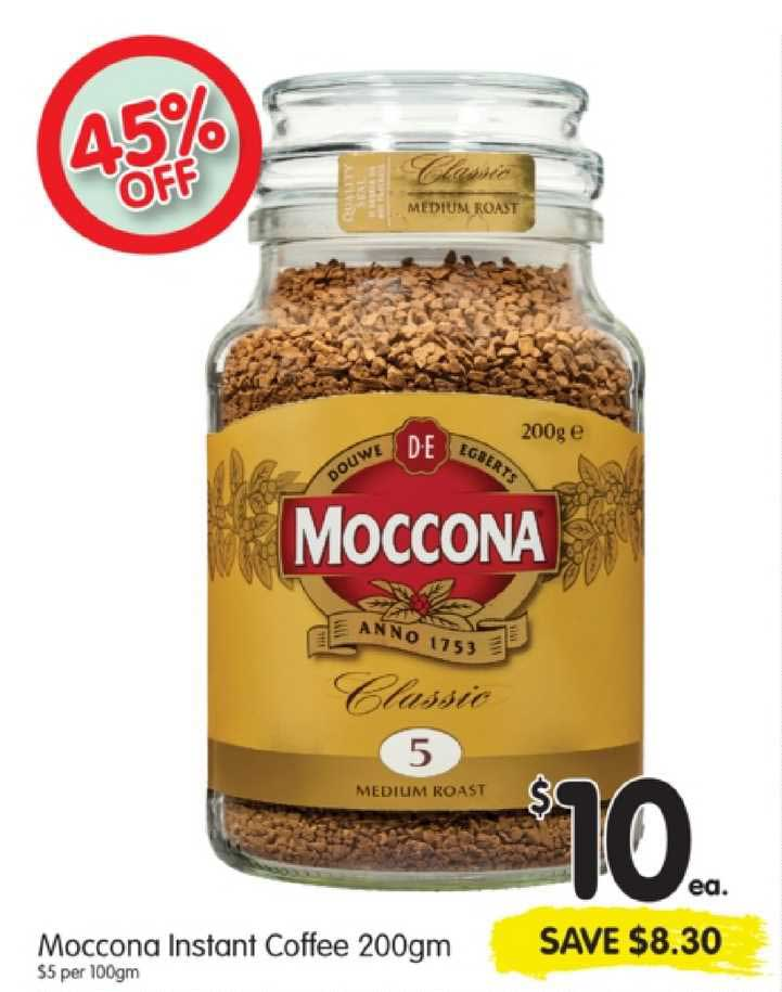 SPAR Moccona Instant Coffee