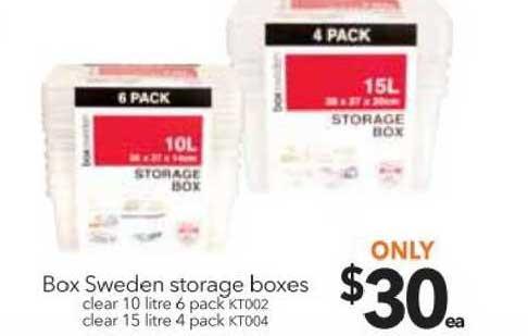Cheap As Chips Box Sweden Storage Boxes