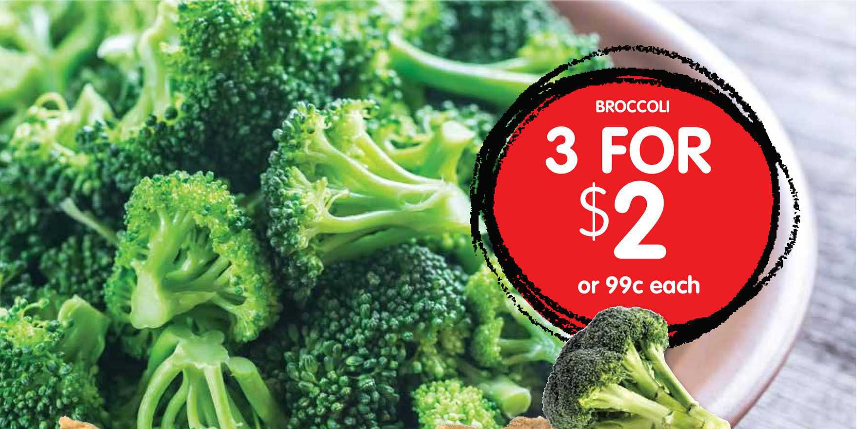 Spudshed Broccoli