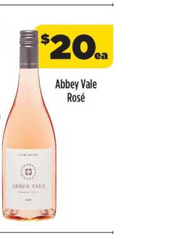 Liquorland Abbey Vale Rosé
