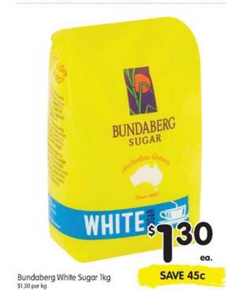 SPAR Bundaberg White Sugar