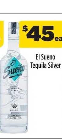 Liquorland El Sueno Tequila Silver