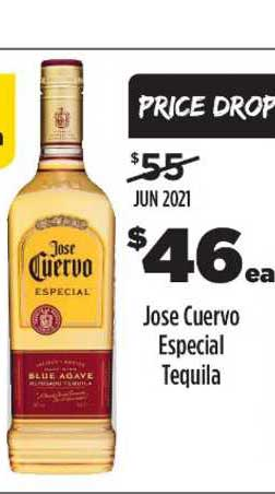 Liquorland Jose Cuervo Especial Tequila