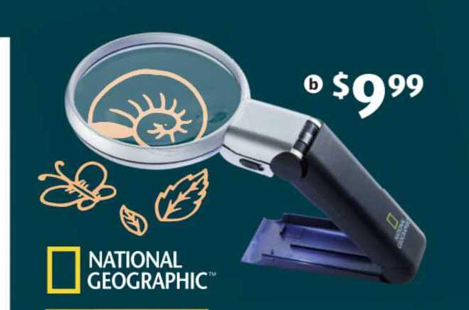 ALDI National Geographic