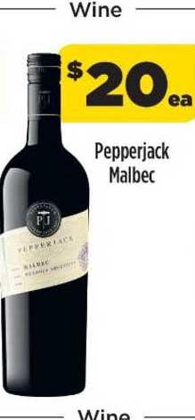 Liquorland Pepperjack Malbec