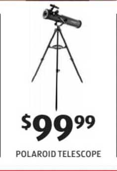 ALDI Polaroid Telescope