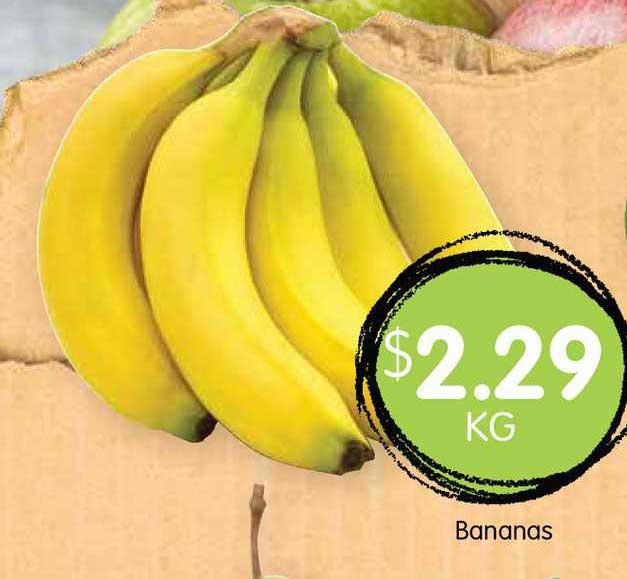 Spudshed Bananas