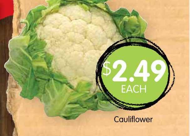 Spudshed Cauliflower