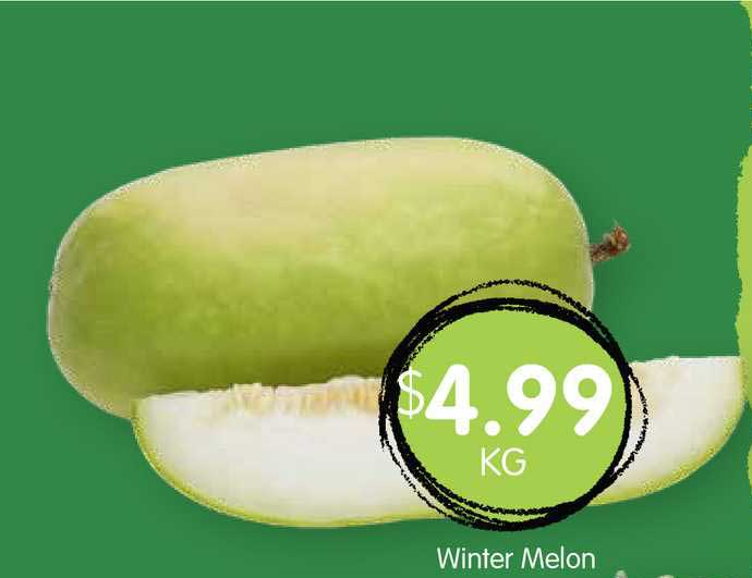 Spudshed Winter Melon