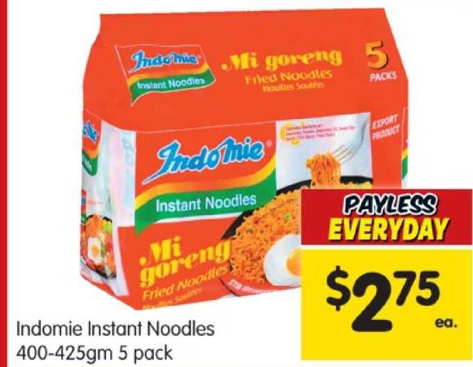 SPAR Indomie Instant Noodles