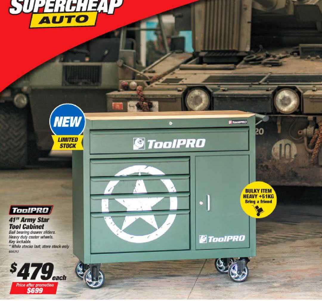 Supercheap Auto Toolpro 41
