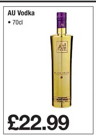 Makro AU Vodka
