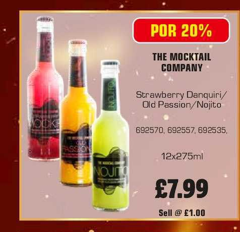 Bestway THE MOCKTAIL COMPANY