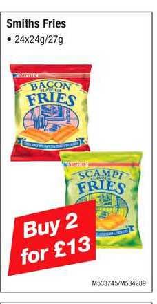 Makro Smiths Fries