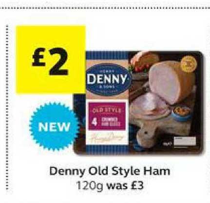 SuperValu Denny Old Style Ham