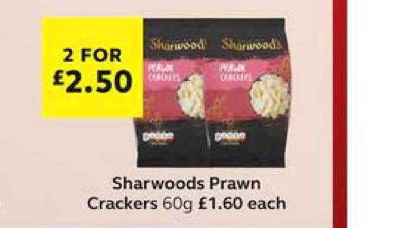 SuperValu Sharwoods Prawn Crackers