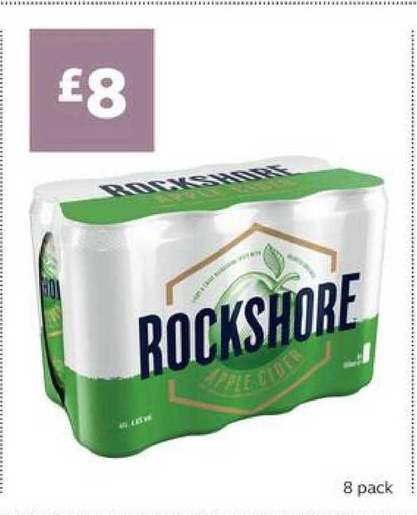 SuperValu Rockshore Apple Cider