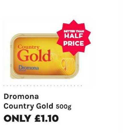 Mace Dromona Country Gold 500g