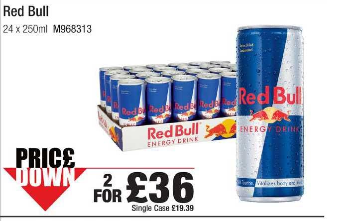 Makro Red Bull