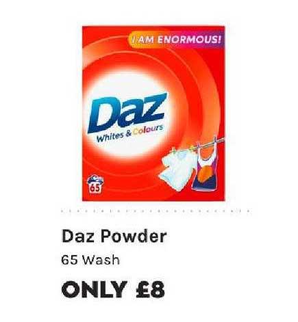 Mace Daz Powder