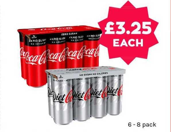 Mace Coca-Cola , Diet Coke