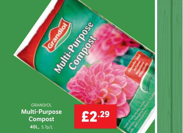 Lidl Multi-Purpose Compost