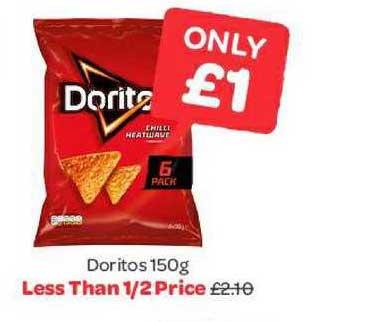 Spar Doritos 150g