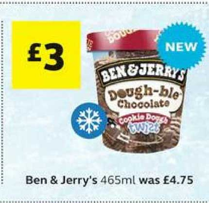 SuperValu Ben & Jerry's