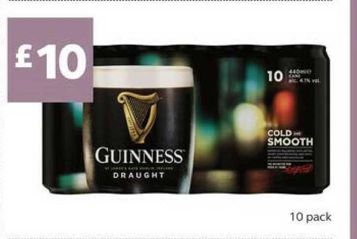 SuperValu Guinness Draught