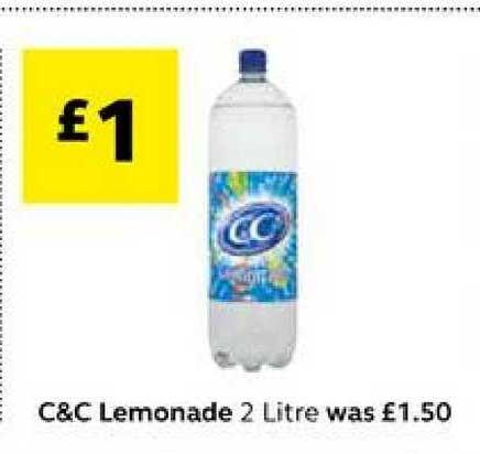 SuperValu C&c Lemonade