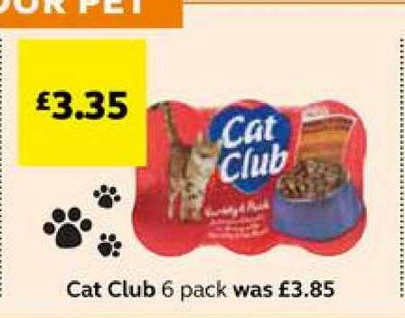 SuperValu Cat Club