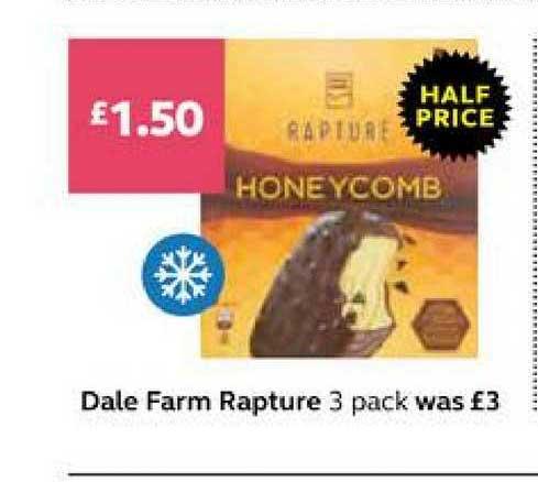 SuperValu Dale Farm Rapture