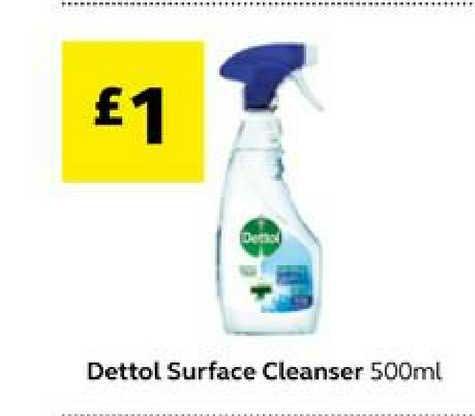 SuperValu Dettol Surface Cleanser