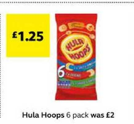 SuperValu Hula Hoops