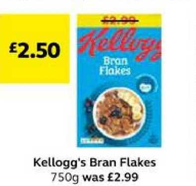 SuperValu Kellogg's Bran Flakes