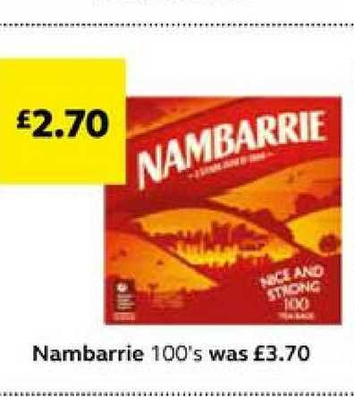 SuperValu Nambarrie