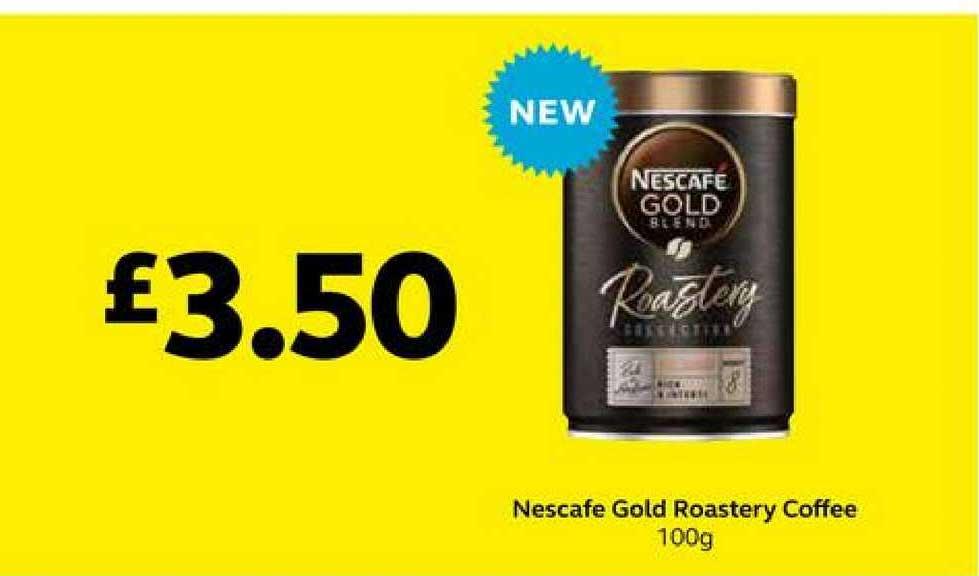 SuperValu Nescafe Gold Roastery Coffee