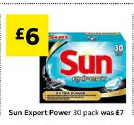 SuperValu Sun Expert Power