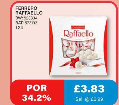 Bestway Ferrero Raffaello