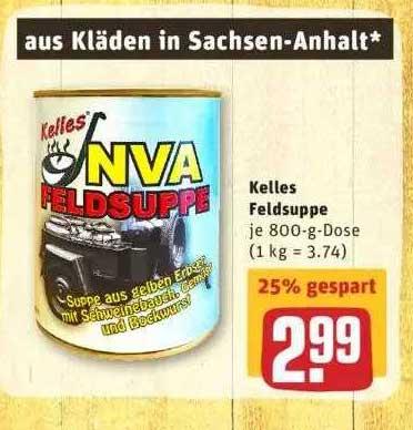 REWE Kelles Feldsuppe