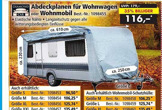 Norma24 Diamond Car Abdeckplanen Für Wohnwagen Oder Wohnmobil