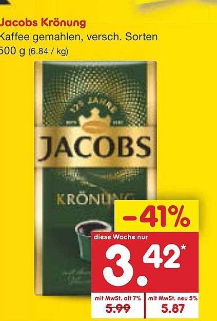 Netto Marken-Discount Jacobs Krönung